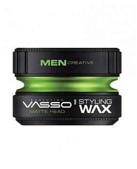 VASSO HAIR STYLING WAX...