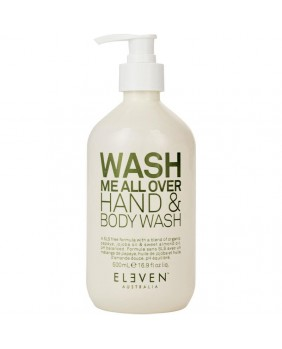 ELEVEN WASH ME ALL OVER...