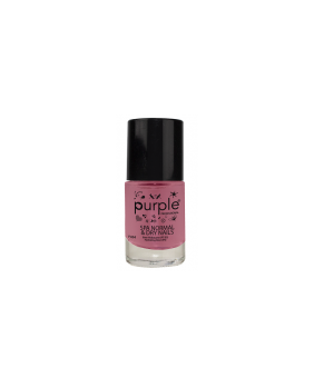 PURPLE NORMAL & DRY NAILS P434