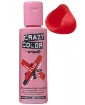 CRAZY COLOR Nº 56 FIRE 100ML