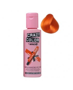 CRAZY COLOR Nº 57 CORAL RED...